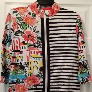 Onque Casual jacket EUC Size Medium